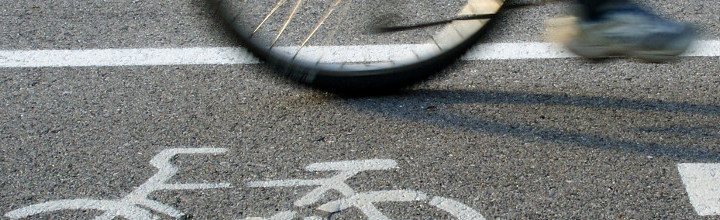 Potholes and Cyclists